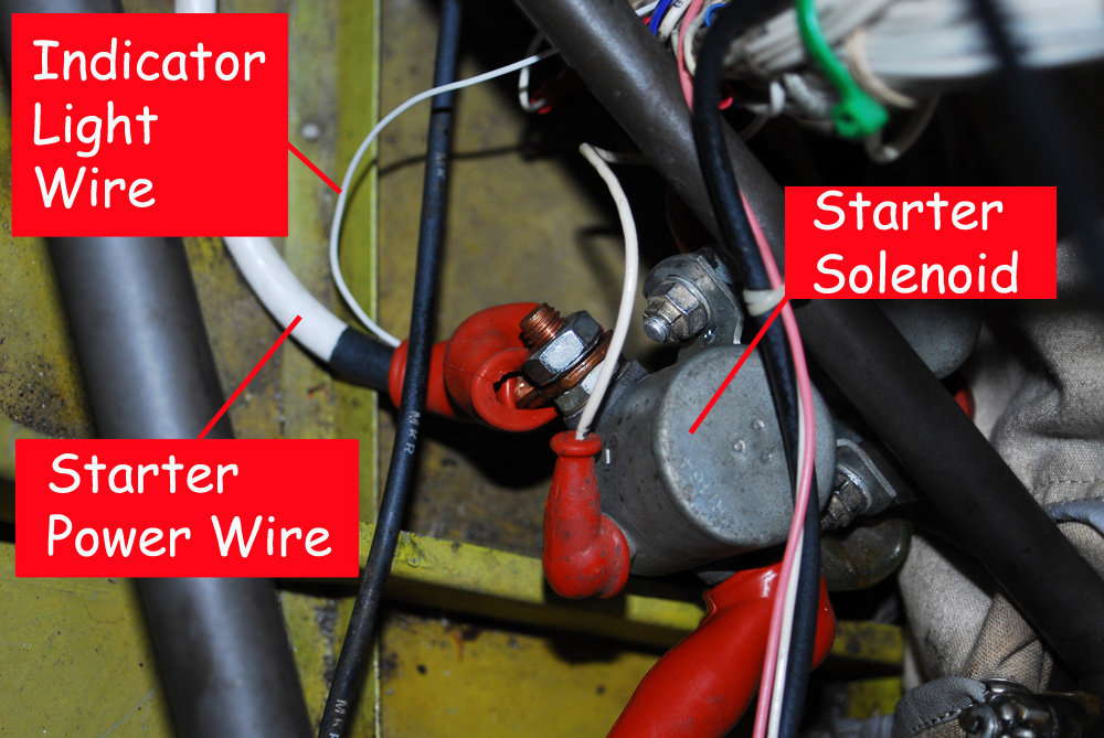 solenoid indicatorlights outboard starter solenoid wiring diagram at bakdesigns.co